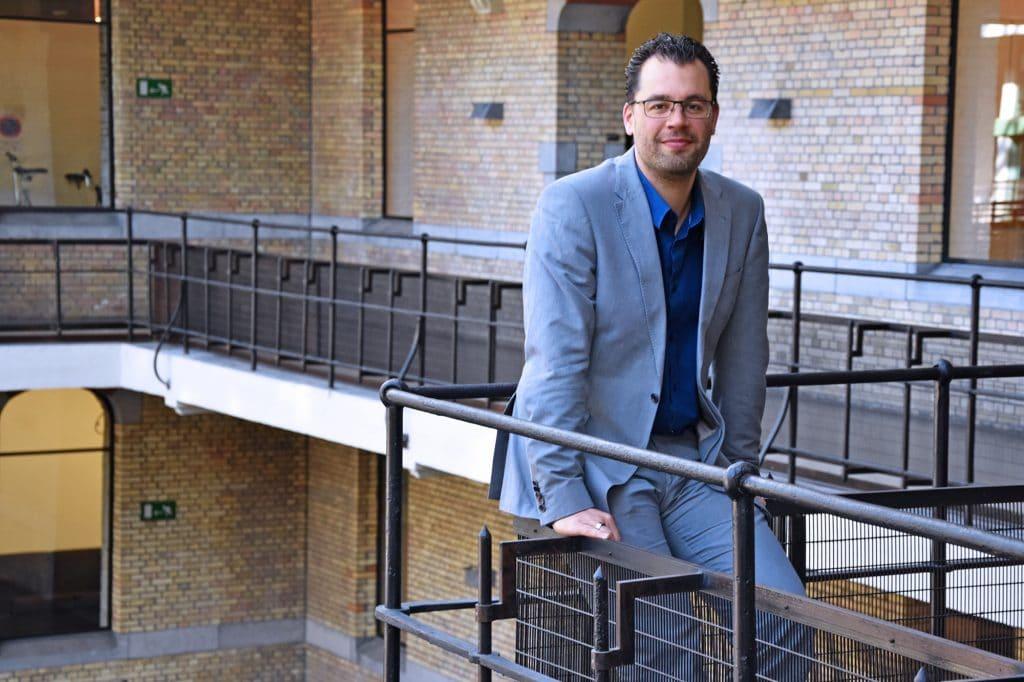 Sébastien van Rode Tour & Taxis