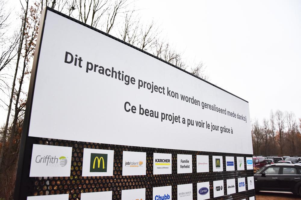 Ronald McDonald huis België